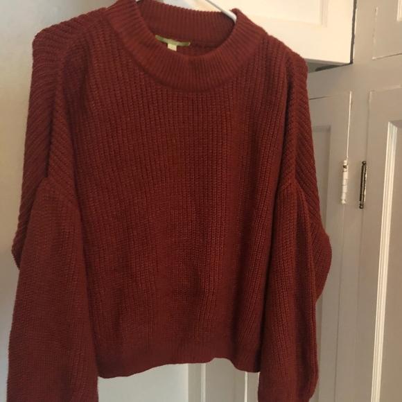 Gianni Bini Sweaters - Gianni Bini Kelani Bishop Sweater